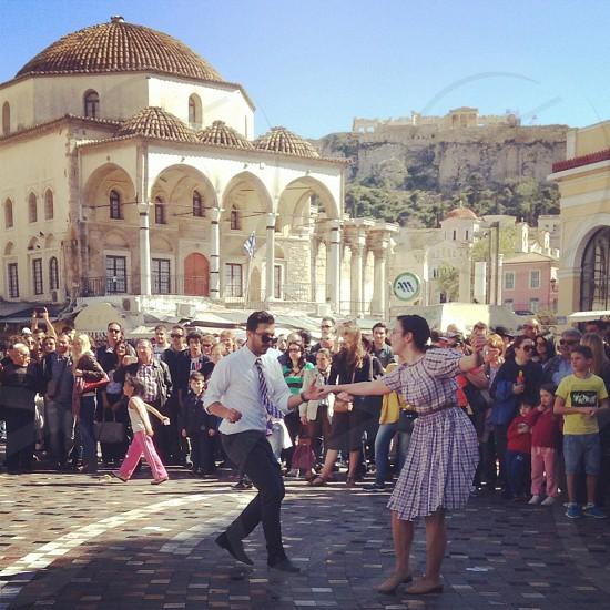 Lindy Hop - Athens Greece photo