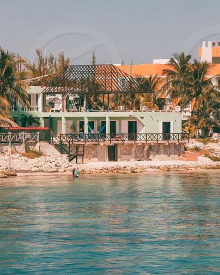 fishing in Cancun photo