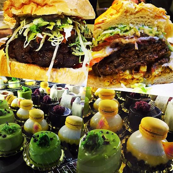 Food pub sandwich sweet  photo