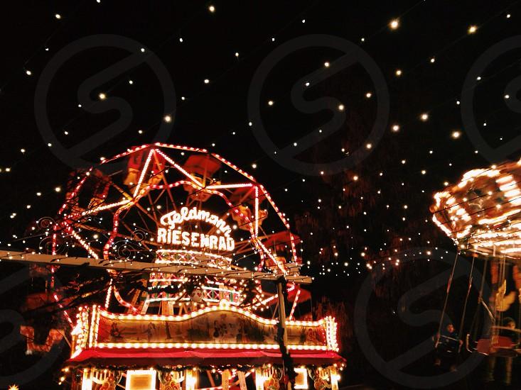 Weihnachtsmarkt in Bielefeld photo
