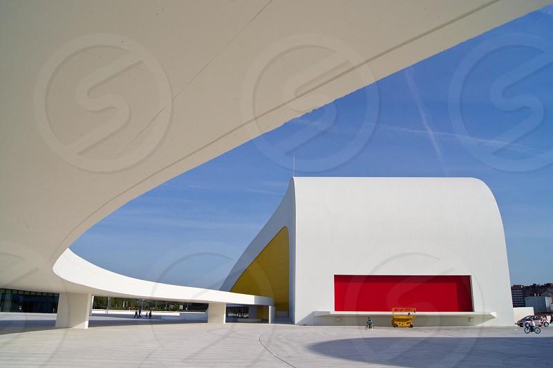oscar niemeyer international cultural centre photo