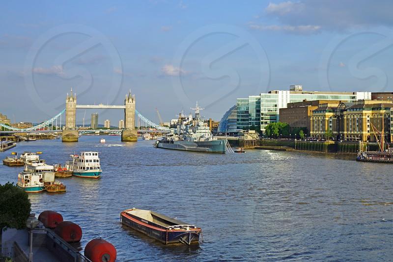 HMS Belfast - Borough of Southwark London UK photo