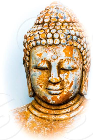 God Buddha  religion belief pray peace statue east eastern Asia  photo
