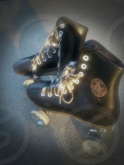 The Original Roller Derby Roller Skates photo