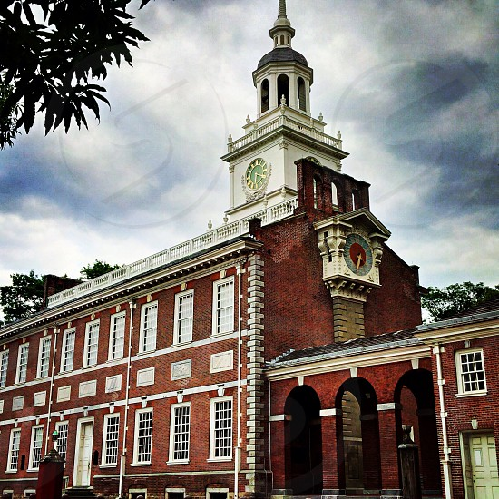 Independence hall- philadelphia  photo