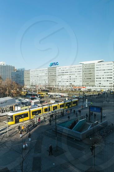 ATLC building under blue sky during daytime photo