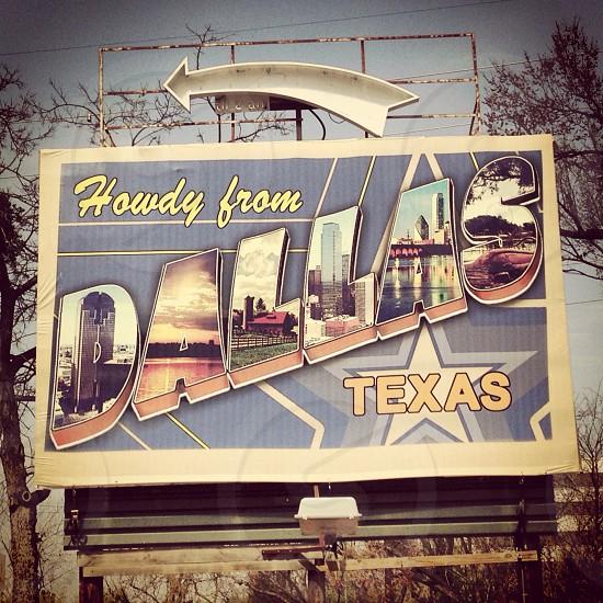 March Dallas photo