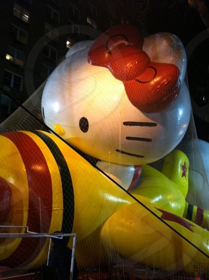 Miss kitty Balloon photo
