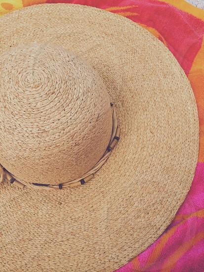 brown hat photo