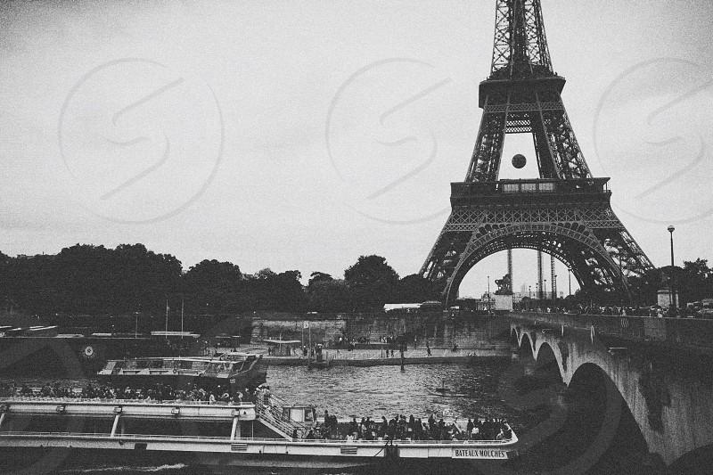 Eiffel Tower - Paris France  photo