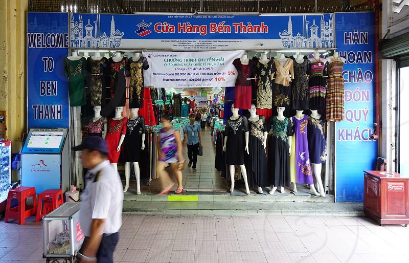 Ben Thanh Market - Ho Chi Minh City photo