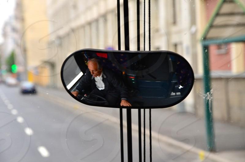 Bus Driver - St. Petersberg Russia photo