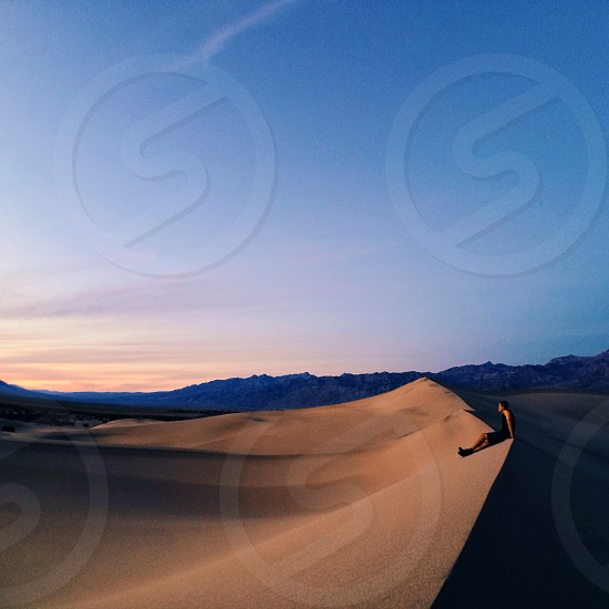 Mesquite Dunes photo