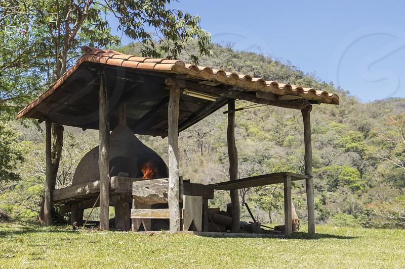 rural kitchen photo