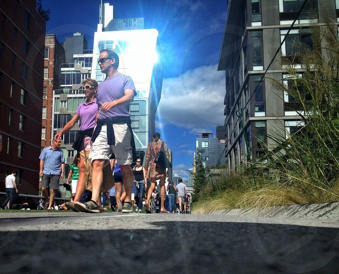 Highline.  photo