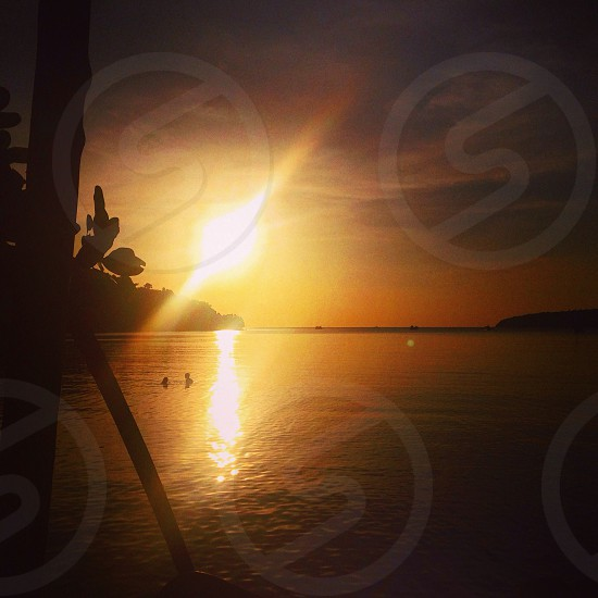 Sunset KTK photo