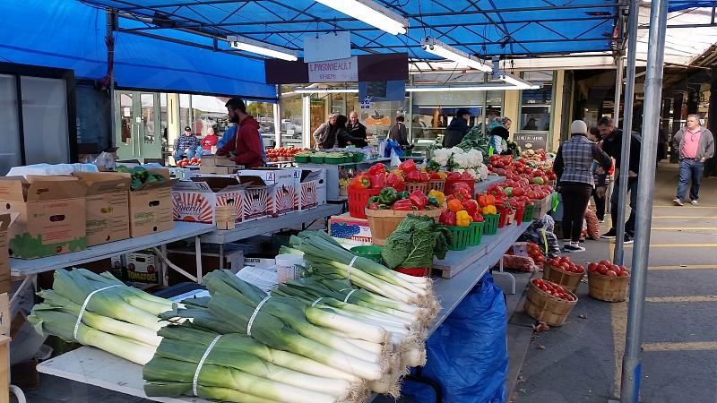 Montreal Farmers Market photo
