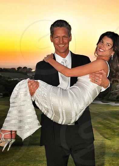 Mark and Rebecca Wedding at Serrano Country Club photo
