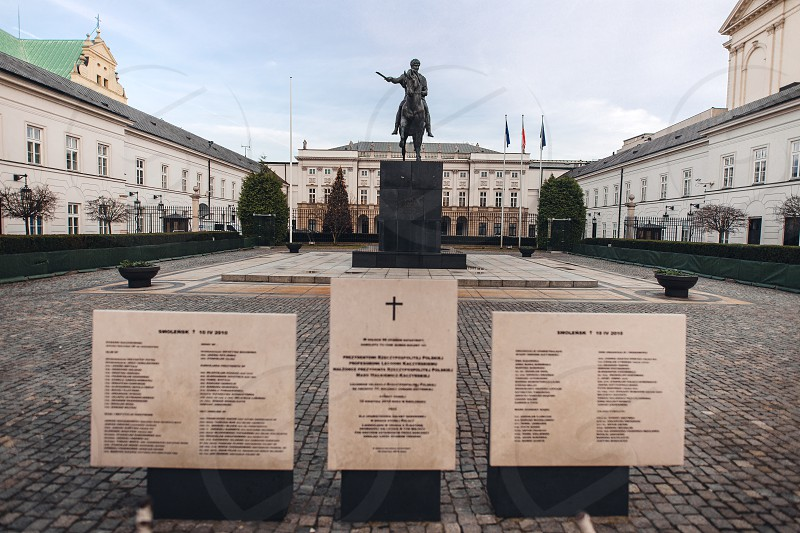 Presidential Palace Warsaw - Warsaw photo