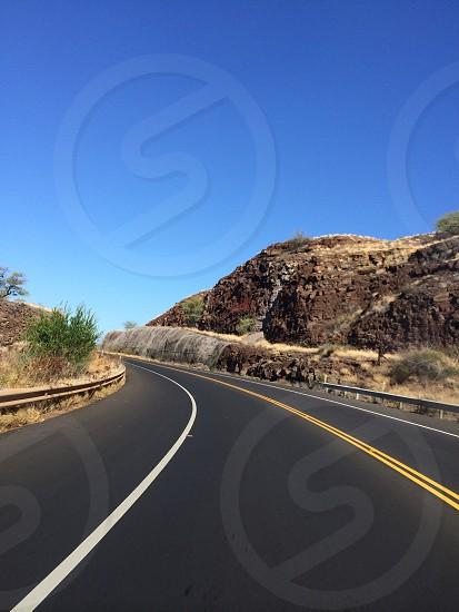 The road to Hana.  photo