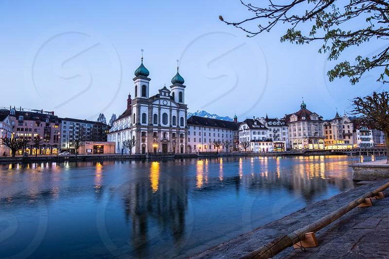 Lake Lucerne photo