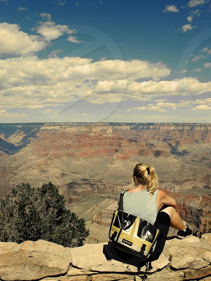Stunning views. Grand Canyon photo