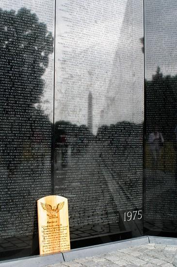 Vietnam Memorial 3. Washington D.C. photo