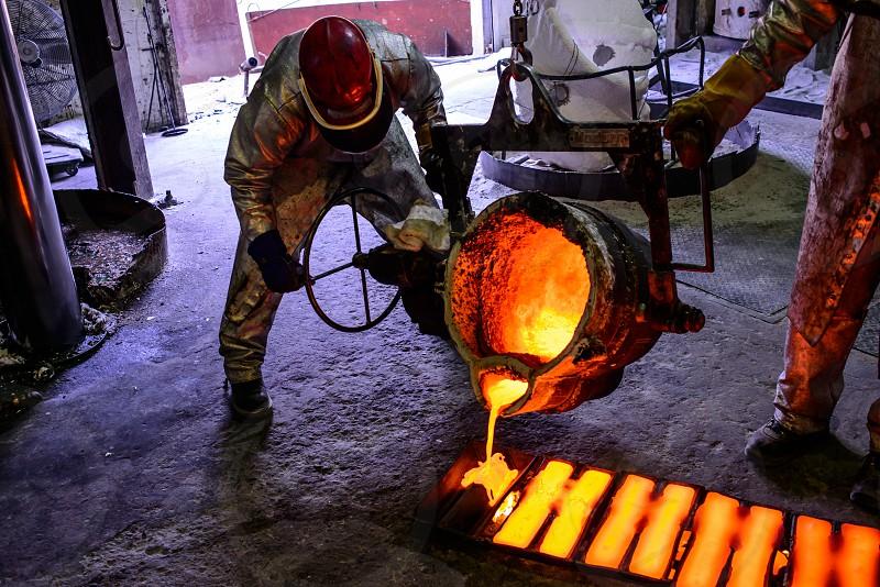 A Hot Job photo