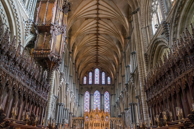Ely Cathedral - Ely UK photo