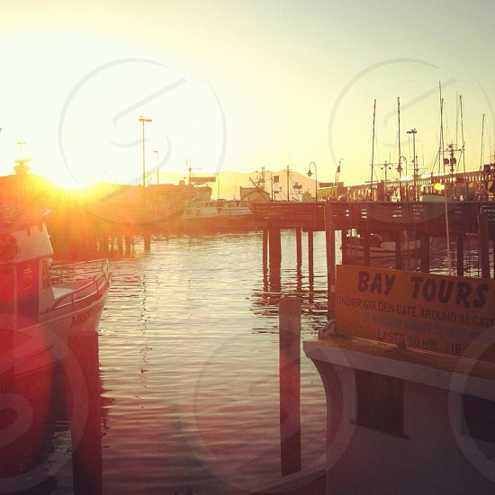 bay rours harbour photo