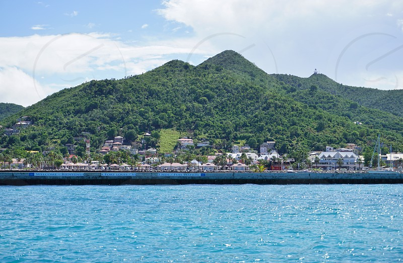 Marigot - Saint Martin photo