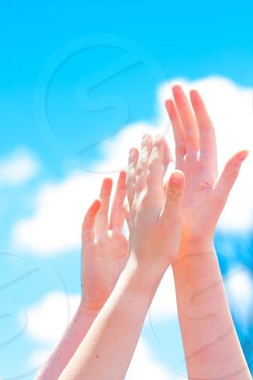 high fives photo
