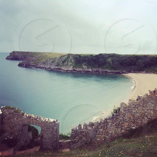 Barafundle Bay Pembrokeshire photo