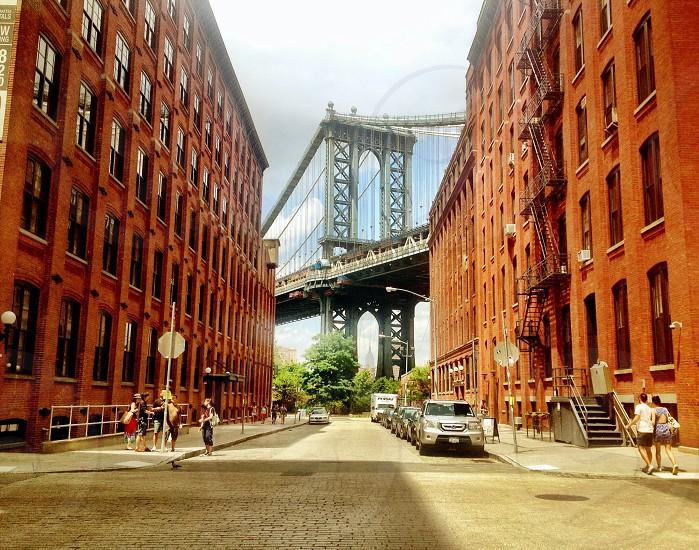 DUMBO. Brooklyn NYC. photo