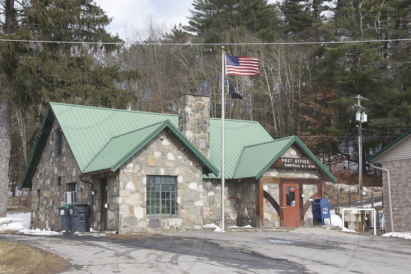 Post Office Barryville New York photo