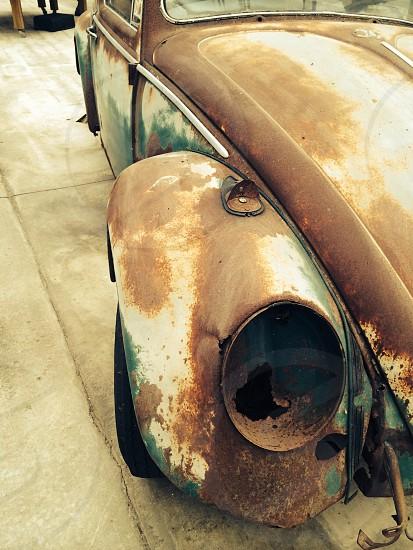 Old Bug Old Beetle VW Volkswagen  photo