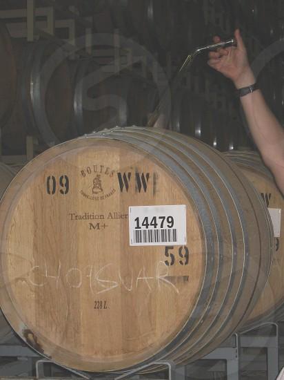 Wine thief photo