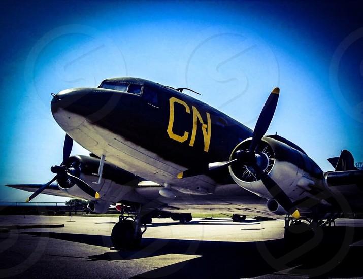 Florida Warplane photo