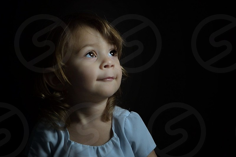 Little girl toddler photo