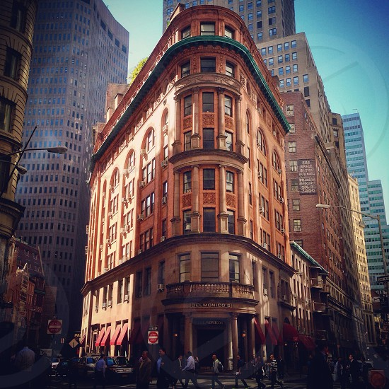 Financial District NYC photo