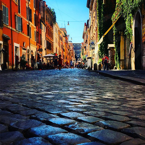 RomeItalyexploringancient cityendless restaurants..culture..wine..food..life..castles  photo