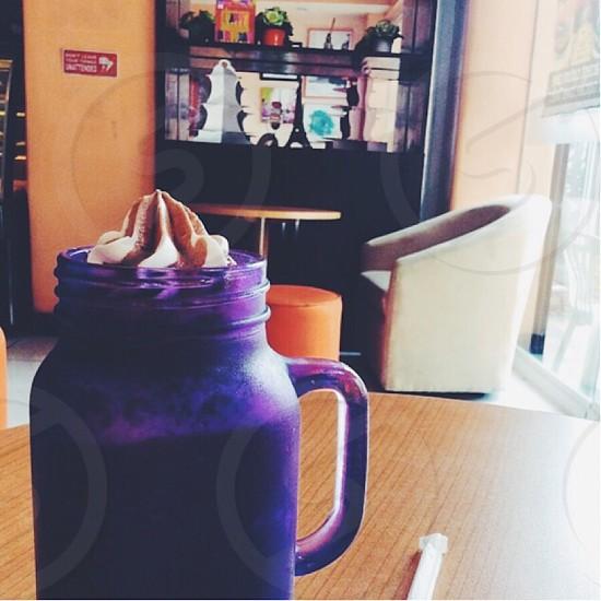 Chillin' with this gorgeous mason jar :) photo
