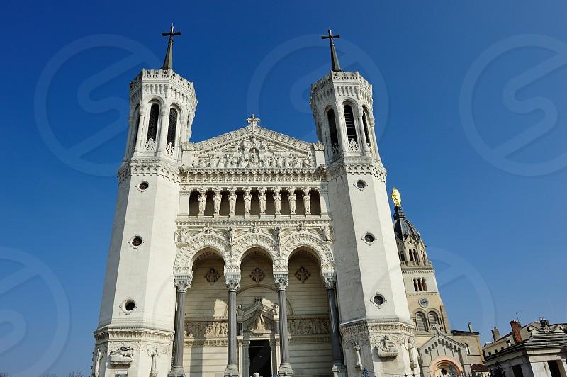 Notre Dame de Fourvriers Lyon photo