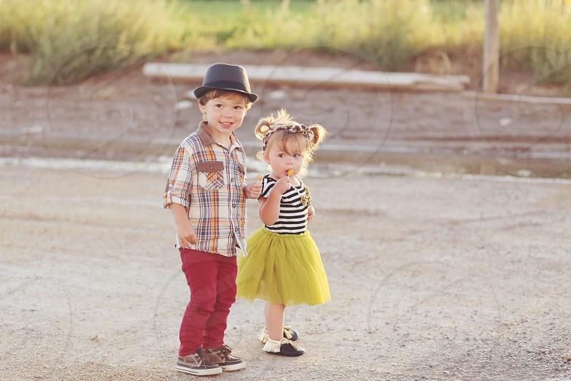 Siblings  photo