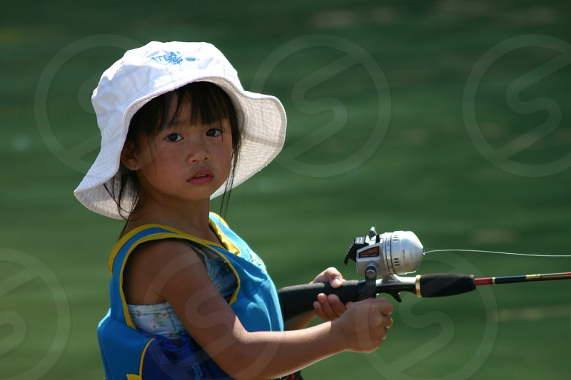 Innocence of a child photo