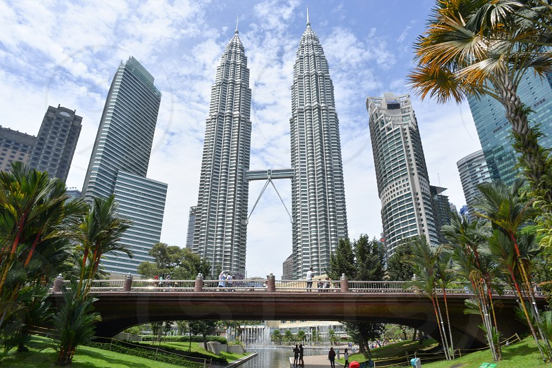 Kuala Lumpur city center photo