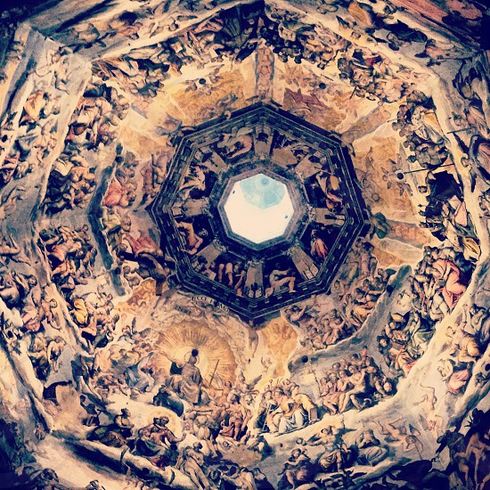 Dome Florence Cathedral Art Creative Love Imagination creativity window history photo