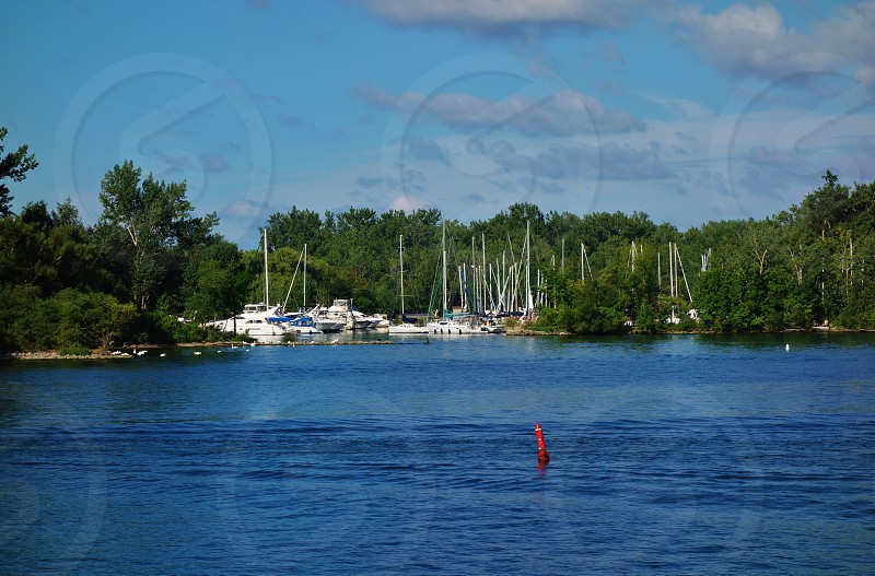 The Toronto Islands in Canada photo