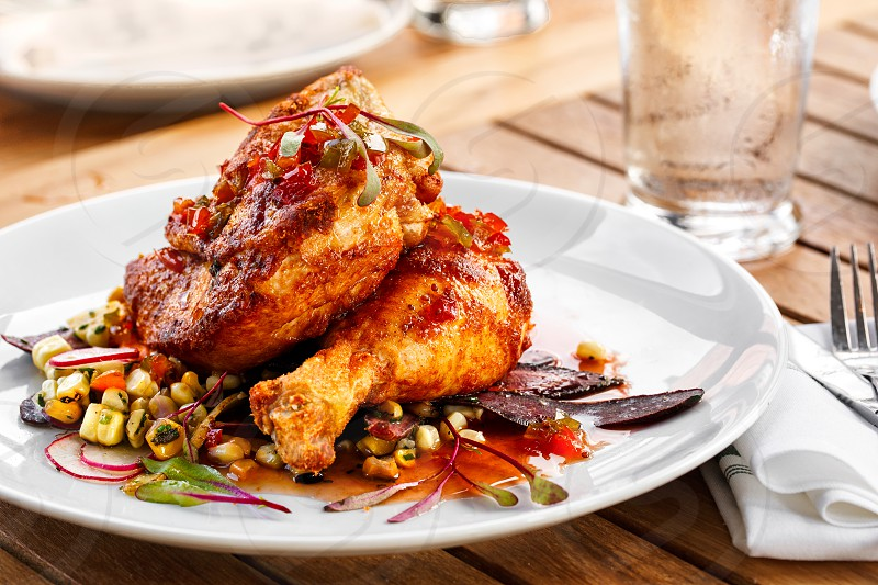 Takoda's Half Roasted Chicken photo