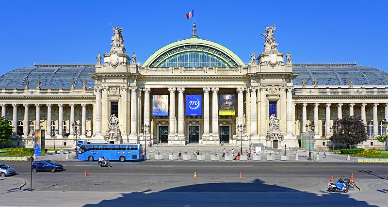 grandpalaisgrand palaispalacemuseumfranceparislandmarkright banktravel photo